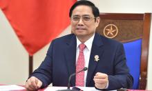 Việt Nam cam kết ứng phó biến đổi khí hậu