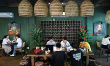 Cửa hàng ăn uống ở TP HCM được bán tại chỗ từ 28/10